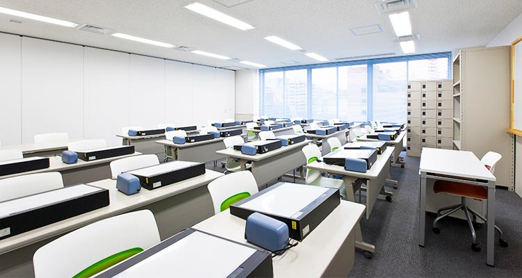 専門学校札幌マンガ・アニメ学院画像