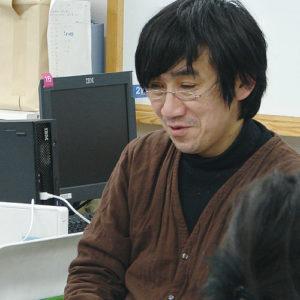 鷲田敏弥さん