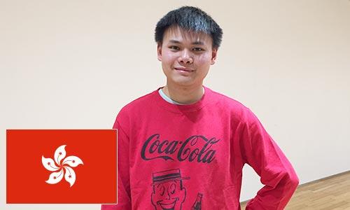 留学生・香港