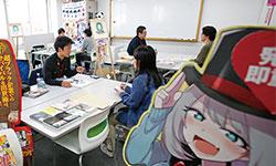 東京の人気マンガ編集部が続々来校