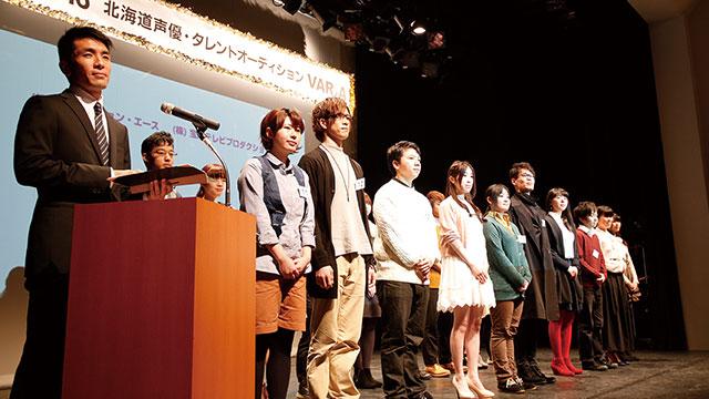 BIGEGGS 東京の声優プロダクションが来校